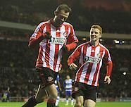Sunderland v Reading 111212