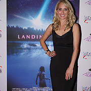 London, England, UK. 14th September 2017.Kiri Bloore is a TV Presenter attend the Landing Lake Film Premiere at Empire Haymarket,London, UK.