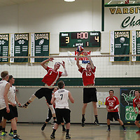 Westmont vs Leigh Volleyball 2015