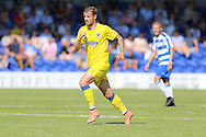 AFC Wimbledon midfielder Tom Beere (16) during the Pre-Season Friendly match between AFC Wimbledon and Reading at the Cherry Red Records Stadium, Kingston, England on 23 July 2016. Photo by Stuart Butcher.