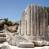 Gortys - Crete - Greece