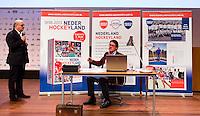 UTRECHT - Hockeycongres bij de Rabobank in Utrecht. FOTO KOEN SUYK