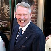 Mattheus Passion 2002 Naarden, Voorzitter raad van bestuur Aegon Kees Stork