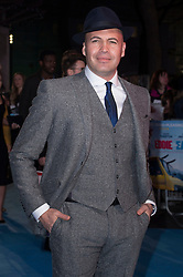 """Billy Zane attends the European premiere for """"Eddie the Eagle at Odeon Leicester Square in London, 17.03.2016. EXPA Pictures © 2016, PhotoCredit: EXPA/ Photoshot/ Euan Cherry<br /> <br /> *****ATTENTION - for AUT, SLO, CRO, SRB, BIH, MAZ, SUI only*****"""