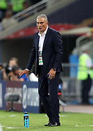 Brazil head coach Tite during the 2018 FIFA World Cup Russia, Group E football match between Erbia and Brazil on June 27, 2018 at Spartak Stadium in Moscow, Russia - Photo Tarso Sarraf / FramePhoto / ProSportsImages / DPPI