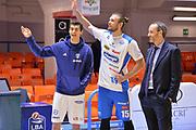 Zanelli Alessandro, Chillo Matteo<br /> Happy Casa Brindisi - De Longhi Treviso<br /> Legabasket SerieA  2019-2020<br /> Brindisi 29/12/2019<br /> Foto: Ciamillo-Castoria / Michele Longo