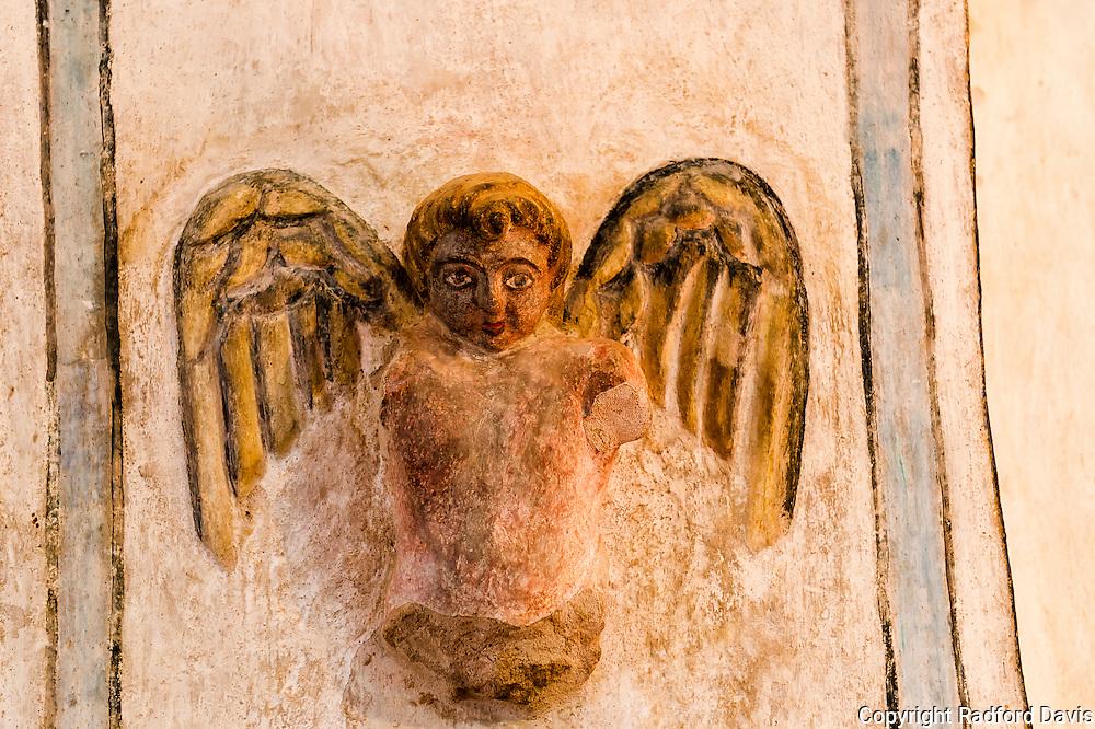Angel of San Xavier del Bac Mission