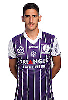 Yann Bodiger of Toulouse during the photo shooting session of Toulouse FC for the new season 2016/2017 in Toulouse on September 16th 2016<br /> Photo : TFC / Icon Sport