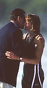 Banyoles, SPAIN, BEL W1X Silver medalist, Ann Elise BREDAEL,  competing in the 1992 Olympic Regatta, Lake Banyoles, Barcelona, SPAIN. 92 Gold Medalist.   [Mandatory Credit: Peter Spurrier: Intersport Images]