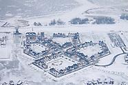 Luchtfotografie - Lauwersmeergebied