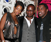 Kelis, Andre Harrell, Babyface Edmonds . ìPreî Pre-VMA Party Hosted by Unik and Kelis .PM Lounge .New York, NY, USA.Tuesday, August 29, 2006.Photo By Selma Fonseca/ Celebrityvibe.com.To license this image call (212) 410 5354 or;.Email: celebrityvibe@gmail.com; .Website: http://www.celebrityvibe.com/. ....
