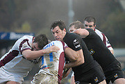 Wycombe. GREAT BRITAIN, Tom VOYCE, during the, Guinness Premiership game between, London Wasps and Leicester Tigers on 25/11/2006, played at  Adams<br />  Park,<br />  ENGLAND. Photo, Peter Spurrier/Intersport-images]