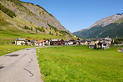 S-chanf is a municipality in the Maloja Region in the Swiss canton of Graubünden. in the Inn Valley