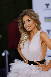 HOLLYWOOD, CA - OCTOBER 26: Gloria Trevi attends the Telemundo's Latin American Music Awards 2017 held at Dolby Theatre on October 26, 2017. Byline, credit, TV usage, web usage or linkback must read SILVEXPHOTO.COM. Failure to byline correctly will incur double the agreed fee. Tel: +1 714 504 6870.