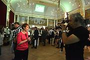 Nederland, Nijmegen, 22-5-2014D66 verkiezingsavond voor euroees parlement.Foto: Flip Franssen/ Hollandse Hoogte