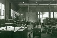 1972 Carpenters' shop at General Service Studios