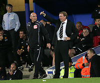 Photo: Lee Earle.<br /> Portsmouth v Manchester United. The FA Barclays Premiership. 15/08/2007.Portsmouth manager Harry redknapp.