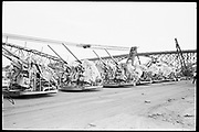 """Ackroyd 19047-R2-18 """"Zidell Exploration. Rochester Museum & Science Center"""" """"Scrapping USS Rochester. October 8, 1974"""""""