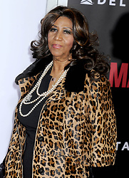 """Photo by: Dennis Van Tine/starmaxinc.com<br />STAR MAX<br />©2014<br />ALL RIGHTS RESERVED<br />Telephone/Fax: (212) 995-1196<br />12/14/14<br />Aretha Franklin at the premiere of """"Selma"""".<br />(NYC)"""
