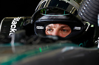 ROSBERG Nico (Ger) Mercedes Gp Mgp W05 Portrait during the 2014 Formula One World Championship, Grand Prix of Bahrain on April 6, 2014 in Sakhir, Bahrain. Photo DPPI