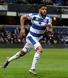 Queens Park Rangers' Darnell Furlong in action during the Sky Bet Championship match at Loftus Road, London.