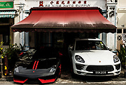 Singapore, auto supply in Little India