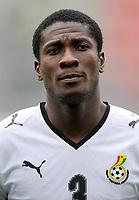Fotball<br /> Ghana<br /> Foto: Witters/Digitalsport<br /> NORWAY ONLY<br /> <br /> 09.09.2009<br /> <br /> Asamoah Gyan<br /> Fussball Ghana