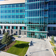 Exterior Image of the Department of Motor Vehicles, California