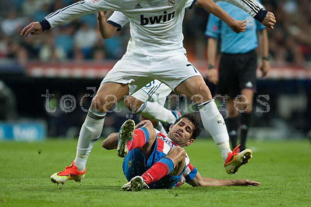 Real Madrid - Atletico de Madrid - Copa del Rey Final