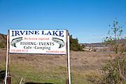 Irvine Lake