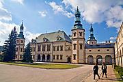Dawny Pałac Biskupów Krakowskich, Kielce<br /> Ancient Palace of Cracow Bishops, Kielce