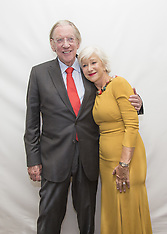 Helen Mirren and Donald Sutherland - Sept 2017
