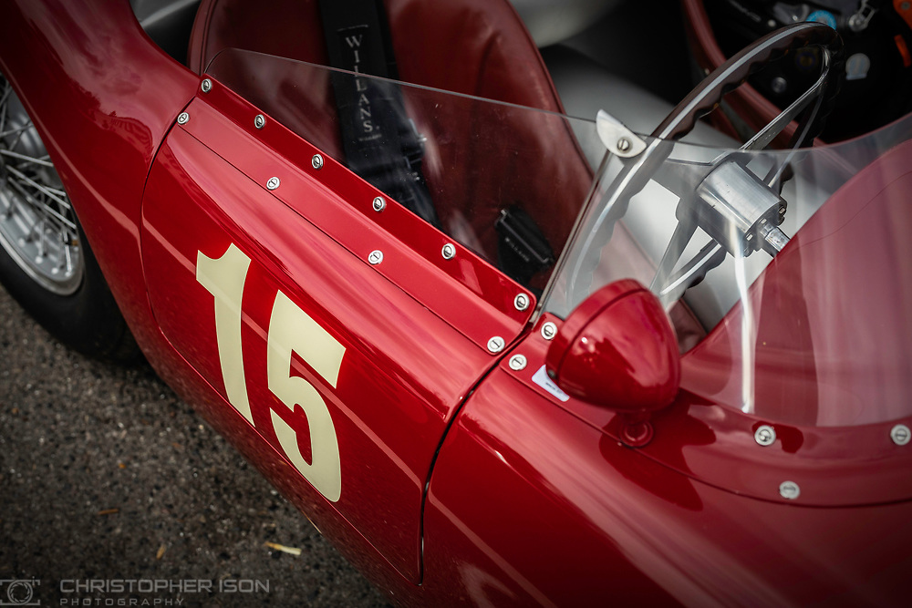 Car number 15.<br /> Picture date: Saturday April 6, 2019.<br /> Photograph by Christopher Ison ©<br /> 07544044177<br /> chris@christopherison.com<br /> www.christopherison.com