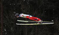 Hopp<br /> FIS World Cup<br /> Innsbruck Østerrike<br /> 03.01.2013<br /> Foto: Gepa/Digitalsport<br /> NORWAY ONLY<br /> <br /> FIS Weltcup der Herren, Vierschanzen-Tournee, Training und Qualifikation. Bild zeigt Anders Bardal (NOR)