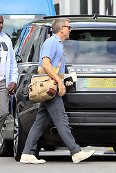 EXCLUSIVE: **NO WEB**Daniel Craig seen filming James Bond in London after returning from ankle surgery. 30 Jun 2019 Pictured: Daniel Craig. Photo credit: W8Media / MEGA TheMegaAgency.com +1 888 505 6342