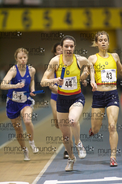 2008 OUA Track and Field Championships at the University of Windsor.<br /> <br /> Photo by Geoff Robins
