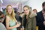 MORWENNA LYTTON COBBOLD; ODILE COCO, Casio Tokyo Trio Watch  launch party  hosted by My Flash Trash. The Study, 10a Blandford Street, London. 28 January 2013
