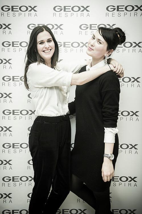 Brussels, Belgium 16 April 2014<br /> GEOX event.<br /> Photo: Babylonia - Creative Affairs Bureau / Ezequiel Scagnetti