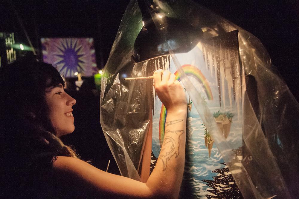 Envision Music & Art Festival<br /> Uvita, Costa Rica<br /> February 2013