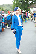 15/08/2013 Orla Sheridan from Galway at the 90th Connemara Pony show in Clifden Co. Galway. Photo:Andrew Downes