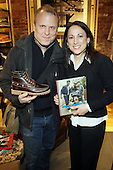 Timberland and Powerhouse Books team up-for Timberland Store opening in Soho