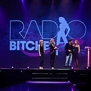 NLD/Amsterdam/20111207- Radiobitches Awards 2011, Patricia van Liemt, winnares Backstagebitch Award 2011
