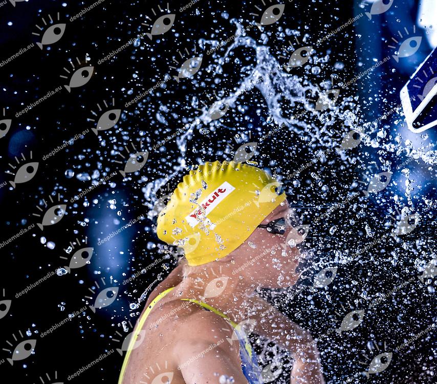 SJOSTROM Sara SWE<br /> Swimming Day 06 finals<br /> Day 15  28/07/2017 <br /> XVII FINA World Championships Aquatics<br /> Duna Arena Dagaly <br /> Budapest Hungary July 15th - 30th 2017 <br /> Photo @G.Scala/Deepbluemedia/Insidefoto