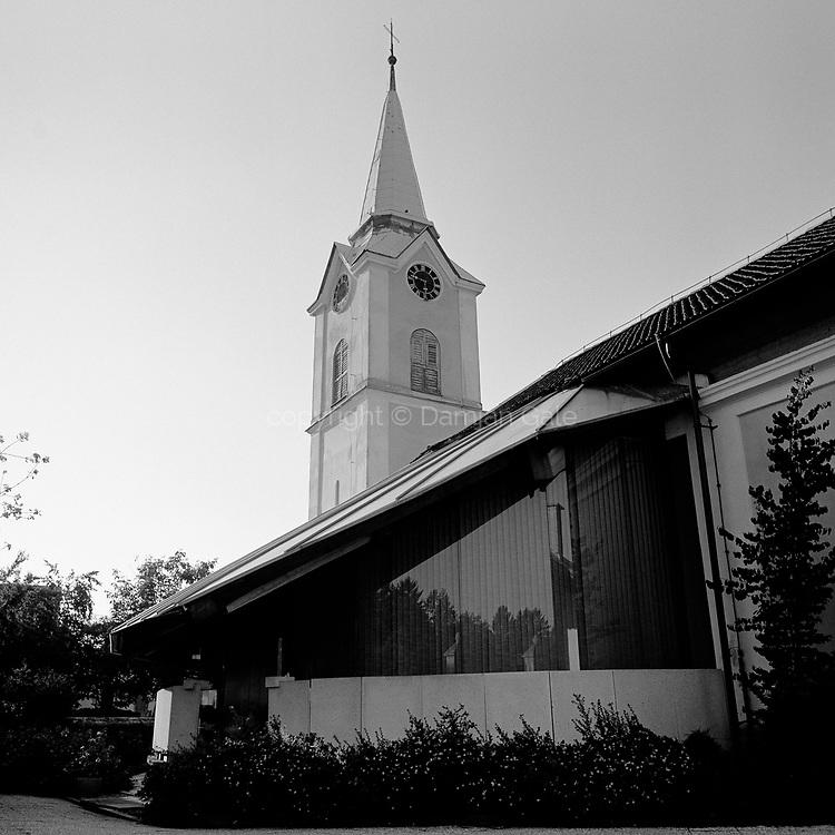 Cerkev v Retečah