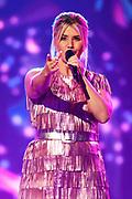 """Auftritt von Beatrice Egli bei der SRF-Pop-Schlager-Show """"Hello Again"""". Aufzeichnung vom 01. Oktober 2020 in den Fernsehstudios Zürich."""