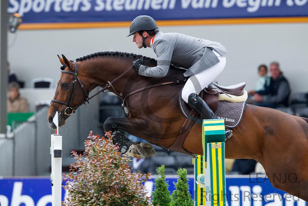 Philipp Weishaupt - Monte Bellini<br /> CHIO Rotterdam 2012<br /> © DigiShots