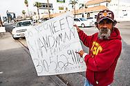 Hollywood Community Job Center.<br /> Handy man on Sunset Blvd.