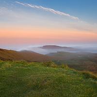Misty Sunrise at Valentia Island, Ring of Kerry, County Kerry, Ireland /vl126
