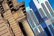 CHICAGO, ARCHITECTURE #1 S. Wacker Dr. Bldg. by Jahn