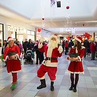 St John Centre Christmas Lights